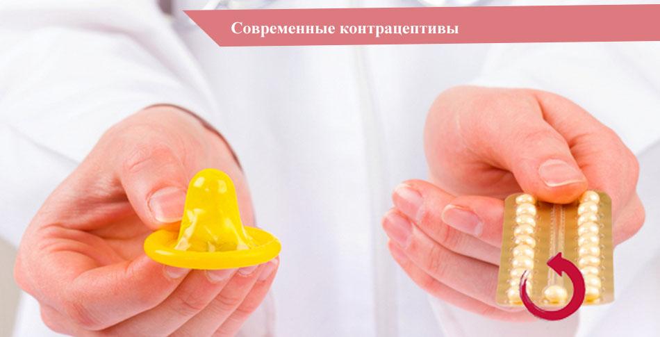 Современные методы контрацептив